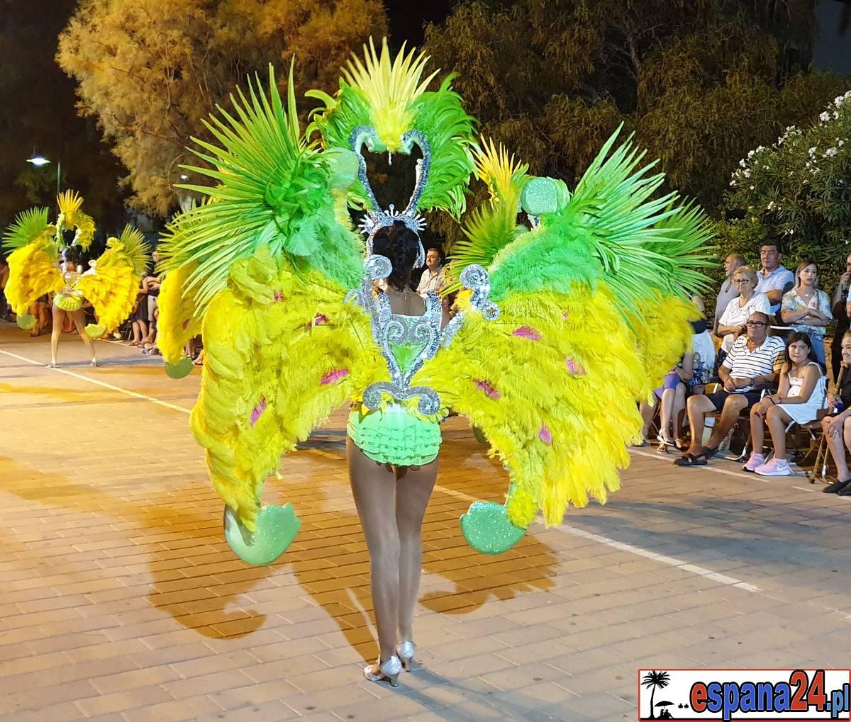 Carnaval, Santiago de la Ribera, 2019