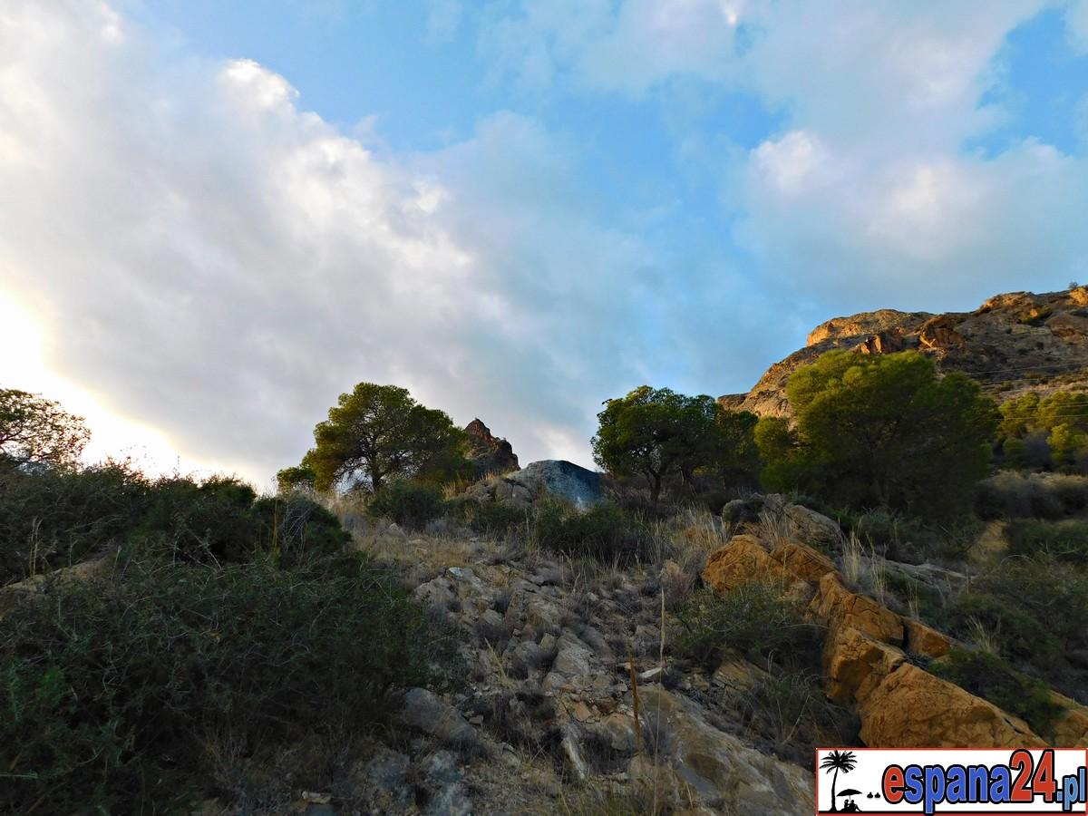 hiszpania, sierra de callosa de segura