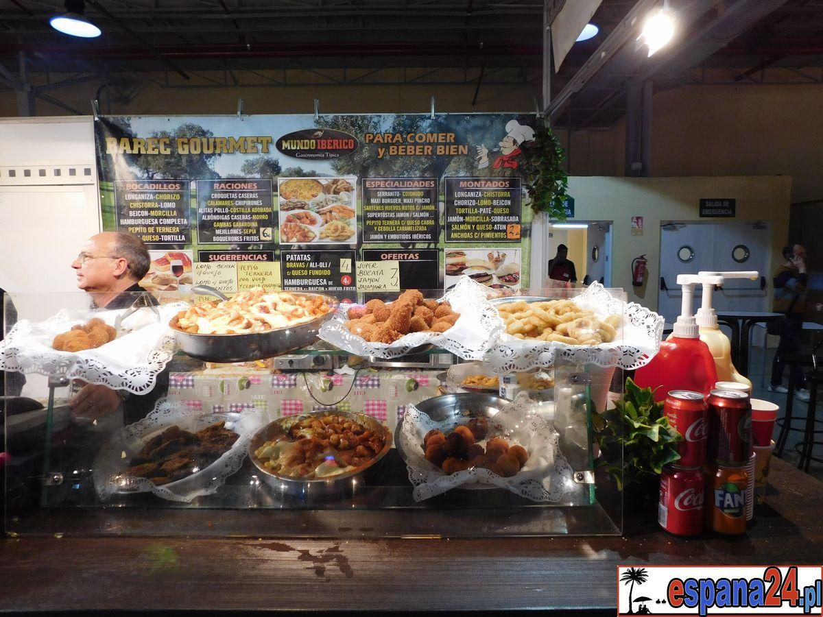 hiszpania, targi, gastronomiczne, alicante, 2019