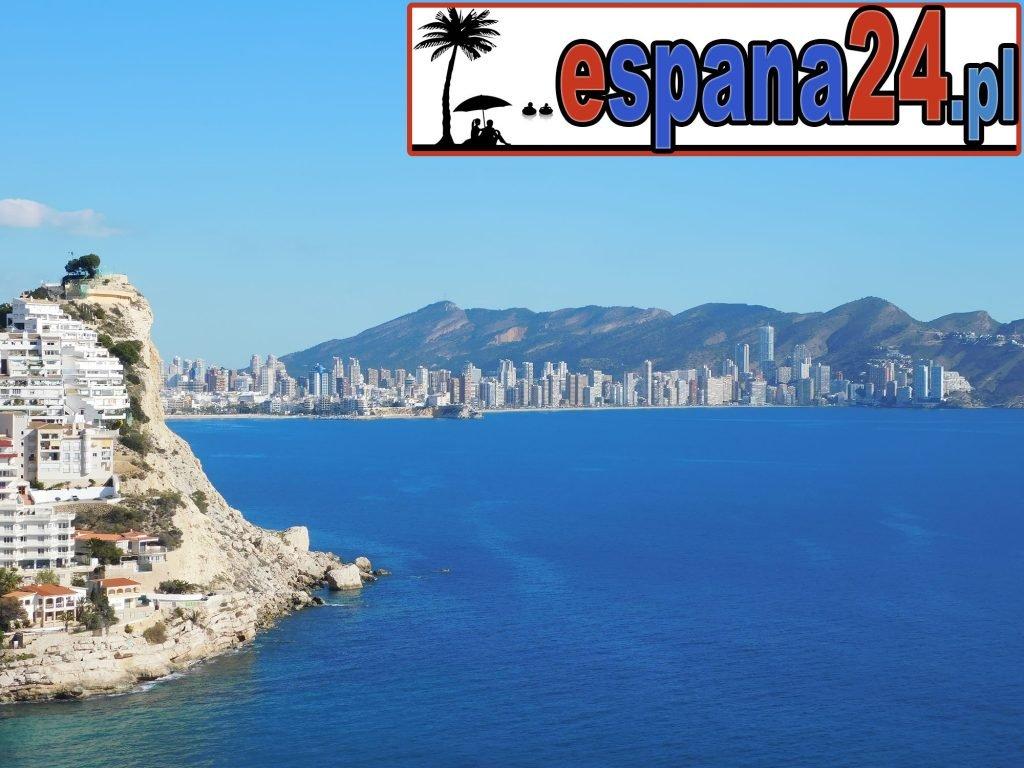 Costa Blanca, Walencja, Benidorm, Alicante, Torrevieja, Kartagena, Murcja
